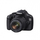 Canon EOS 1100D Digital SLR Camera (inc. 18-55 mm f/3.5-5.6 DC III Lens Kit)